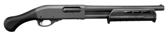 BACK IN STOCK! Remington 81230 870 TAC 14 Pump – 12 Gauge 3″ 14″ Barrel 4+1 BS Synthetic Pistol Grip Black Stock Black Oxide