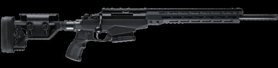 New! TIKKA JRTAC382L T3X TAC A1 6.5 Creedmoor 24″ Adjustable Folding Stock – Rail – Threaded Barrel – Muzzlebrake – Two 10rds Mags