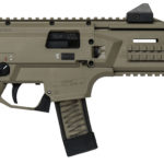 Back in Stock! CZ 91352 Scorpion EVO 3 PS1 9mm Pistol SA 9mm 7.72″ 20+1 Polymer FDE