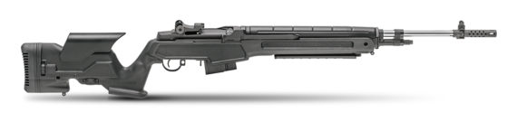 New Model! Springfield Armory MP9826C65 M1A™ Loaded – 6.5 Creedmoor – Black Precision Adjustable Stock with 22″ Stainless Steel Barrel