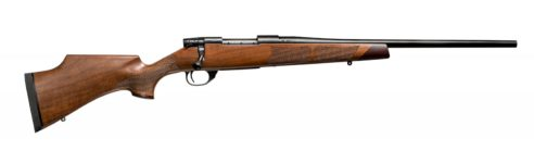 """New! Weatherby Vanguard CAMILLA – 6.5 Creedmoor – 20 inches 4+1 – """"A"""" Grade Turkish Walnut Stock – Designed specifically for women!"""