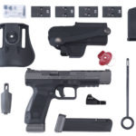 New! CANIK – CENTURY ARMS TP9SFx 9mm 5.2″ 20+1 Holster – Red Dot and RMR plates – 2 Magazines