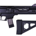 Back in Stock! CZ 91354 Scorpion EVO 3 PS1 9mm Pistol SA 9mm 7.72″ 20+1 Polymer Black with Pistol Brace