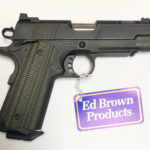 New 2018 Model! Ed Brown FX1 9mm Stainless Steel Dirty Olive G4 finish 4.25in 8+1 2 Magazines