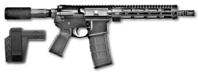 New Model for 2018! FN FN15 PISTOL 5.56 10.5inches – 30rd – Pistol Brace – M-LOCK