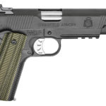 Back in Stock! Springfield Armory TRP (Tactical Response Pistol) OPERATOR 10mm 5″ Match Grade Barrel 8+1 Adjustable Night Sights – VZ Grips – 2 Magazines – Soft Case