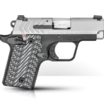 New Summer of 2018! Springfield Armory PG9109S 911 Stainless 380 ACP G10 Grips – Ambi – Night Sights – 6 and 7 round magazines – Carry Pouch and Pocket Holster