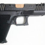 New! ZEV Technologies Z19 Gen 4, Semi-automatic Pistol, 9MM, 4.01″ Barrel, RMR Ready, Polymer Frame, Black Finish, 15Rd, 2 Magazines, Zev Spartan Slide, Zev Pro Compensator, Zev Bronze Barrel, Zev Trigger