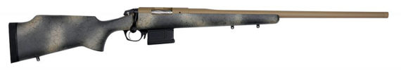 New Summer of 2018! BERGARA BPR21-65F PREMIER APPROACH 6.5 Creedmoor 24 inches Cerakoted Threaded 5+1 TriggerTech – Approach Stock – Soft Case