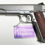 Back in Stock! Ed Brown KOBRA Stainless Steel – Ambi (Free Upgrade) – 45 ACP – Fiber Optic – 2 Magazines