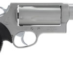 Taurus 2441039MAG 45/410 Judge Tracker Magnum Single/Double 45 Colt (LC)/410 3in 5 rd Black Ribber Grip Stainless Steel