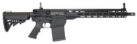 New 2018 Version! Colt CM762-16S Modular Carbine 7.62 Nato/308 16.1in 20+1 6 position stock – M-LOK rail – Sights