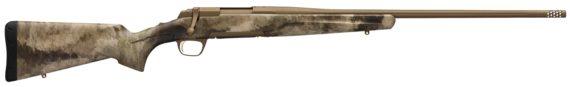New! Browning 035379218 X-Bolt Hells Canyon SPEED Bolt 308 Winchester 22″ 4+1 A-TACS AU Stock Burnt Bronze Cerakote