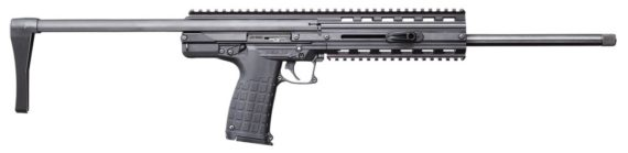 New Model! Kel-Tec CMR30 22 WMR Carbine Semi-Auto 22 Magnum 16.1″ Threaded Barrel 30+1 Adjustable Stock Black