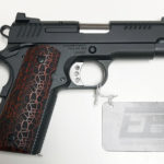 New! Ed Brown – EVO KC9 9mm, 9+1 Stainless Steel with G4 Black Coating – Wood Grips – 2 Mags – Free Ambi Upgrade