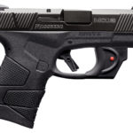 New! Mossberg 89004 MC-1 9MM 3.4″ 7+1 Black Polymer Grip/Frame Black Stainless Steel Slide – Viridian Laserguard