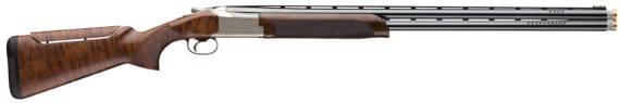 New – Only one Unit! Browning 0135533009 Citori 725 Sporting Over/Under 12 Gauge 32″ 3″ Black Walnut Adjustable Comb Stock Silver Nitride Steel Received – Ported