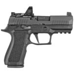 New -2020 Shot Show Model! Sig Sauer 320XC9BXR3RXP P320 Compact RX 9mm 3.60″ 15+1 Black Nitron Stainless Steel Black Polymer Grip