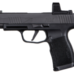Back in Stock – 2021 Production! Sig Sauer 365XL9BXR3RXZ P365 XL 9mm 3.70″ 12+1 Black Nitron Stainless Steel Slide – Black Polymer Grip – RomeoZero
