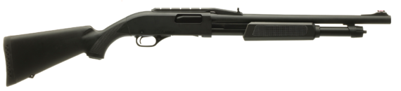 New! FN 17800 P-12 Tactical Shotgun 18″ – 12 Gauge  3″ shells 5+1 – Black