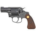 New Model – Only One Unit! COLT COBRA SPECIAL REVOLVER 38 Special, 2″ Barrel, Steel Frame, Black PVD Finish, 6Rd, Brass Bead Front Sight, Retro Wood Grips with Colt Medallion