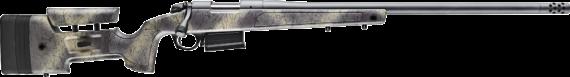 NEW – 2020 PRODUCT! Bergara B14 HMR Wilderness Rifle B14LM361 Bolt Action Rifle, 300 Winchester Magnum 26″ Barrel, Sniper Gray Cerakote, Wilderness Synthetic Stock, Omni Muzzlebrake, 1 AICS style magazine