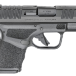New 2020 Model! Springfield Armory HC9319B HELLCAT 9mm 3″ Black Melonite Steel Slide U Dot Tritium Front Sights 13rd and 11rd Magazines – Carry Pouch