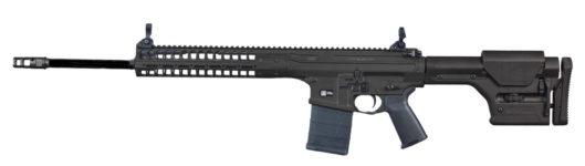 NEW! LWRC REPRMKIIR65B22 R.E.P.R. MKII 22″ 6.5 Creedmoor 20+1 PISTON, Tunable Gas Block, Geissele Trigger, LWRC Skirmish Sights, Magpul PRS Stock – Black