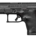 New! CZ 95170 P-10S Sub Compact 9mm Luger 3.50″ 12+1 – OPTICS READY & Front Night Sight – Black Interchangeable Backstrap Grip – 2 Mags