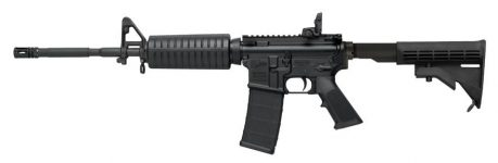 Back in Stock – One Unit! COLT CR6920 M4 Carbine 555/223 16.1″ 30+1 Magpul Rear Sight – 4 Position Collapsible Stock