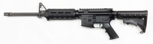 New! FN 36-100618 FN 15 Patrol Carbine Semi-Automatic 556 NATO 16″ 30+1 M-LOK 6-Position Collapsible Stock Black
