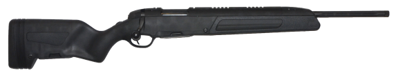 New! STEYR ARMS MANNLICHER SCOUT .6.5 Creedmor 19″ Threaded – 2 Mags, Integrated Bipod and Sights – Spare magazine in Stock – Rail for both traditional and Scout type scopes