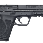New! Smith & Wesson 13143 M&P 2.0 COMPACT Optics Ready, Striker Fired 9mm 4″ Barrel, Black Finish, 15Rd, 2 Mags, Tall White Dot Sights