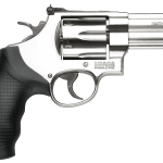Back in Stock! Smith & Wesson 163603 Model 629 44 Mag 4″ 6 Rounds Synthetic Grip Adjustable Sight Matte Stainless Finish
