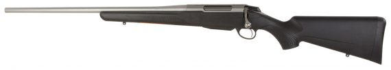 New! Tikka T3 JRTXB416 T3x Lite 308 Win 3+1 22.40″ Stainless Steel Black Synthetic Stock LEFT HAND