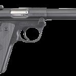 New! Ruger 40107 Mark IV 22/45 22 LR 5.50″ 10+1 Blued Blued Steel Slide Checkered Black Polymer Grip – 2 Magazines