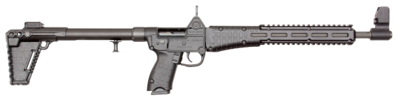 Back in Stock! Kel-Tec SUB2K9GLK17BLK Sub-2000 9mm Luger 16.25″ 17+1 FOLDING Black Adjustable Stock – Glock 17 Magazine