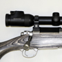 Matched with a Swarovski Z6i 3-18x50. The perfect all-range varminter rifle.