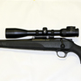 Blaser R8 Professional multicaliber (shown with a 257 Weatherby Barrel and left handed bolt). The scope is a Swarovski Z6i 3-18x50.