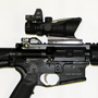 The ultimate 21st century carbine: Limited Edition LWRC A2 Operator with a Trijicon ACOG RMR.