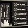 Q: How many Nightforce scopes fill a large size safe? A: only 51.