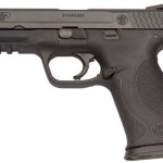 S&W M&P Full-Size 40 S&W 4.25″ 15+1 Syn Grip Black Finish