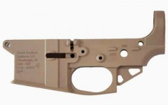 MAG TACTICAL SYSTEMS Stripped Lower Ultra Light – FDE Tan