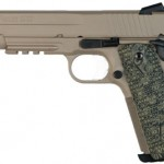 SIG SAUER 1911 Scorpion FDE 45 ACP Night Sighs 8+1 2mags