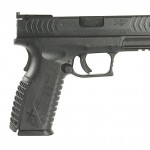 Springfield Armory XDM95259BHC XDM Competition 9mm 5.25″ 19+1 Poly Grip Black