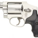 Back in Stock! Smith & Wesson 103810 642 Airweight Internal Hammer 38 Special 1.87″ 5rd Synthetic Grip Stainless Steel – No Lock