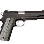 New! Ed Brown Alpha Elite Stainless Steel G4 Black Coating Light Rail 45 ACP Night Sights 7+1