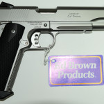 New 2015 Model!  Ed Brown SPECIAL FORCES 3 Stainless Steel – Lightrail Upgrade – Ambi Upgrade – Threaded Barrel 45 ACP