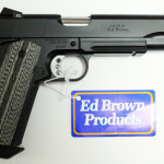 New 2015 Model! Ed Brown SPECIAL FORCES G4 Black Coated Stainless Steel – Lightrail Upgrade – Ambi Upgrade – Threaded Barrel – 45 ACP
