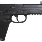 Back in Stock! FN 66966 FNX45 TACTICAL 45 ACP BLACK Night Sights 15 rd – 3 mags Threaded Barrel – RMR Bases – Cordura Nylon Case
